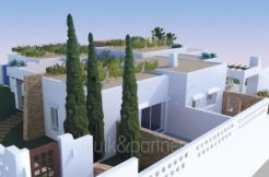 Ibizan luxury villa in top location in Moraira Portichol/Club Náutico - ID: 5500691 - Architect Joaquín Lloret
