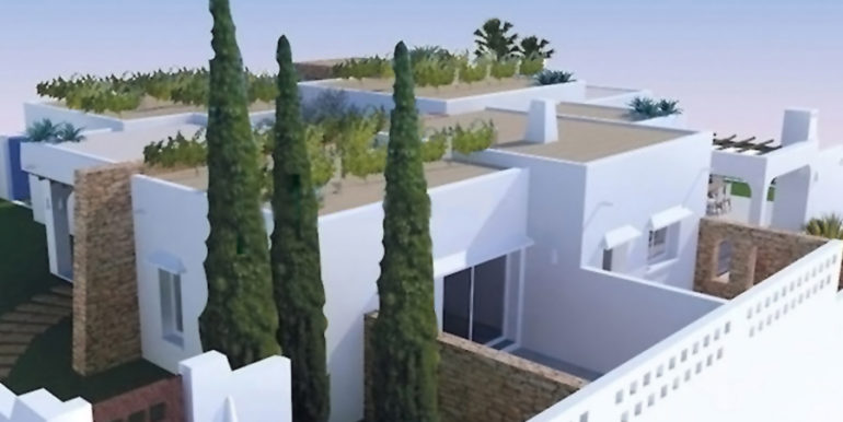 Ibizan luxury villa in top location in Moraira Portichol/Club Náutico - ID: 5500691 - Architect Joaquín Lloret
