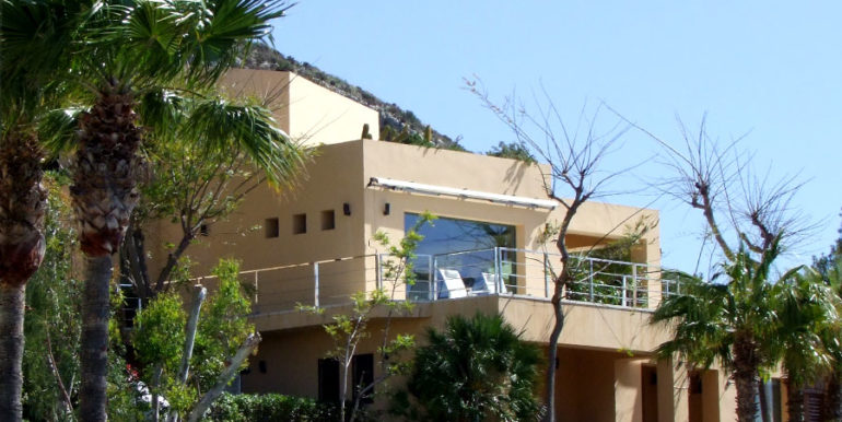 Superb luxury villa in prime location in Moraira El Portet/Cap d'Or - ID: 5500689