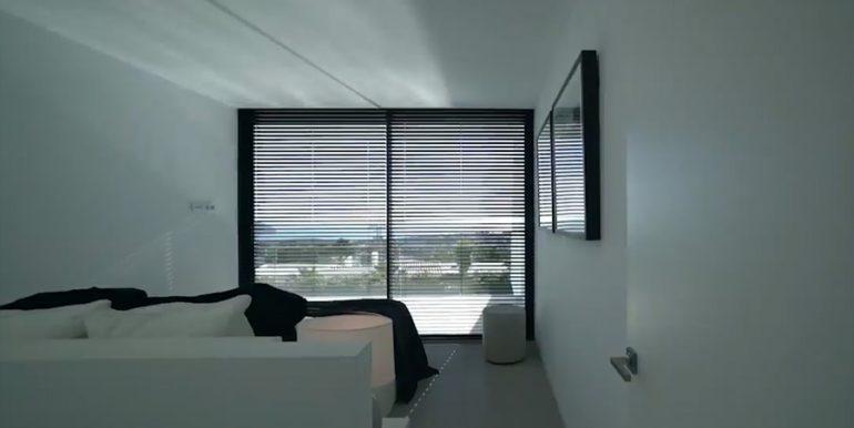 Luxury villa with perfect sea views in Moraira Benimeit - Bedroom - ID: 5500670 - Architect Ramón Gandia Brull (RGB Arquitectos)