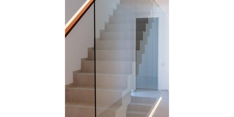 Villa de lujo de diseño moderno en Moraira Moravit - Escaleras - ID: 5500684 - Arquitecto Ramón Esteve