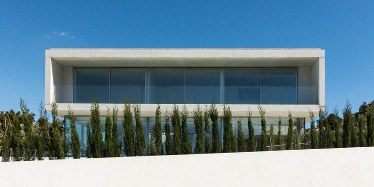 New build design villa with sea views in Moraira El Portet - ID: 5500692 - Architect Dalia Alba