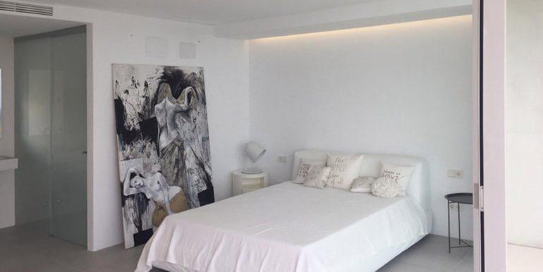 New build design villa with sea views in Moraira El Portet - Bedroom - ID: 5500692 - Architect Dalia Alba