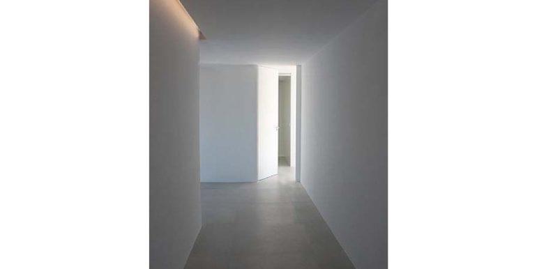 New build design villa with sea views in Moraira El Portet - Corridor r - ID: 5500692 - Architect Dalia Alba