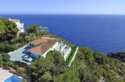 Waterfront luxury villa in Jávea Granadella - Sea-views - ID: 5500693