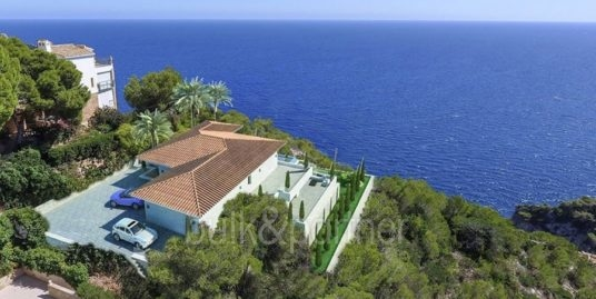 Waterfront luxury villa in Jávea Granadella