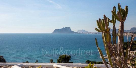 Exceptional Ibiza style luxury villa in Moraira El Portet