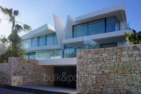 Luxusvilla mit schönem Meerblick in Moraira Benimeit - ID: 5500671 - Architekt Ramón Gandia Brull (RGB Arquitectos)