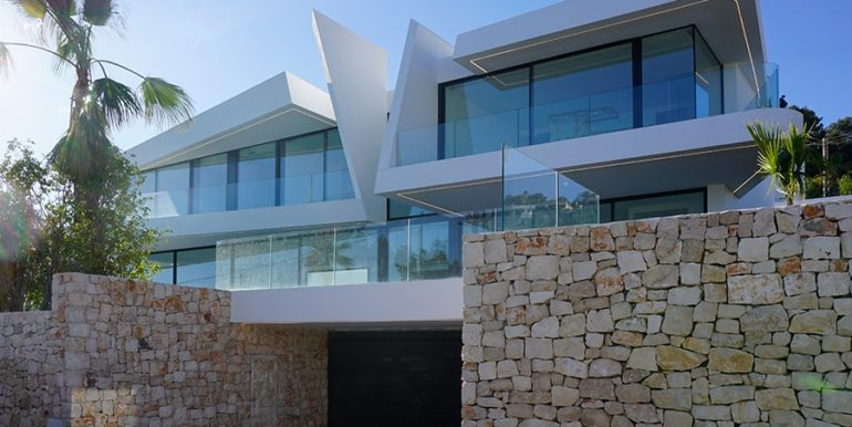 Luxury villa with beautiful sea views in Moraira Benimeit - ID: 5500671 - Architect Ramón Gandia Brull (RGB Arquitectos) - Photographer Torsten Bulk