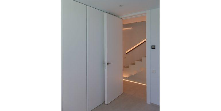 Villa de lujo de diseño moderno en Moraira Moravit - Dormitorio - ID: 5500684 - Arquitecto Ramón Esteve