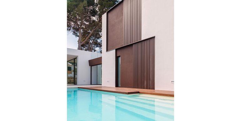 Villa de lujo de diseño moderno en Moraira Moravit - Piscina - ID: 5500684 - Arquitecto Ramón Esteve