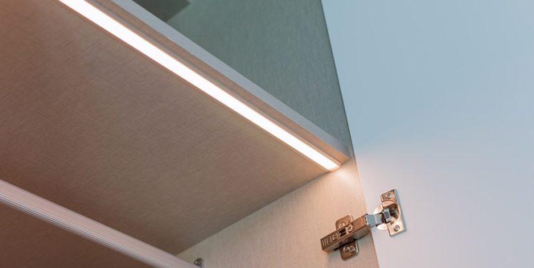 Villa de lujo de diseño moderno en Moraira Moravit - Detalles del vestuario - ID: 5500684 - Arquitecto Ramón Esteve