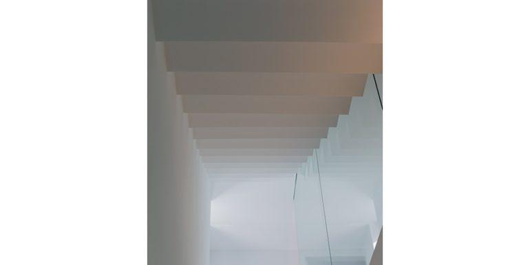 Villa de lujo de diseño moderno en Moraira Moravit - Detalles de las escaleras - ID: 5500684 - Arquitecto Ramón Esteve