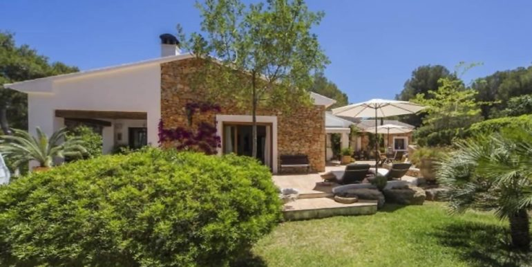 Exclusive Finca property with privacy in Jávea Cuesta San Antonio/La Plana - Vista lateral - ID: 5500679
