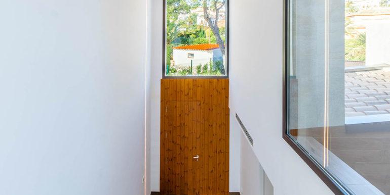 Villa de lujo de nueva construcción en Jávea Balcón al Mar - Zona de entrada al interior - ID: 5500698