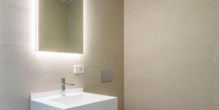 Villa de lujo de nueva construcción en Jávea Balcón al Mar - Aseo para invitados - ID: 5500698