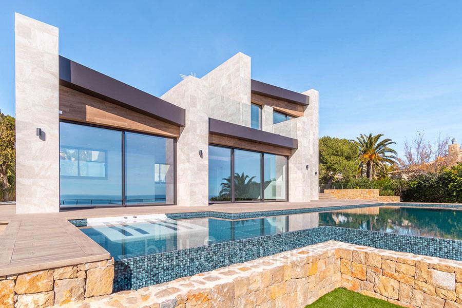 Villa de lujo de nueva construcción en Jávea Balcón al Mar